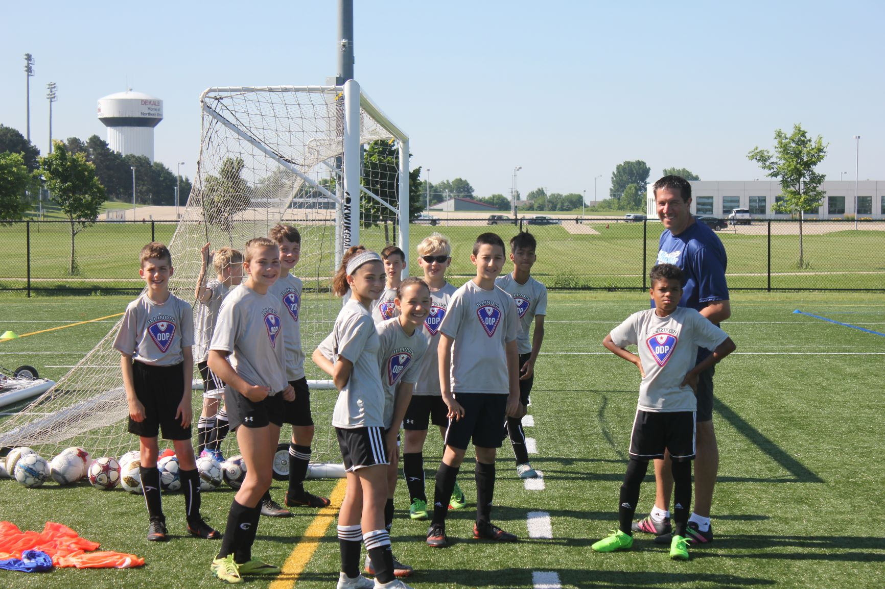 2019 SUMMER ODP CAMP REGISTRATION NOW OPEN!